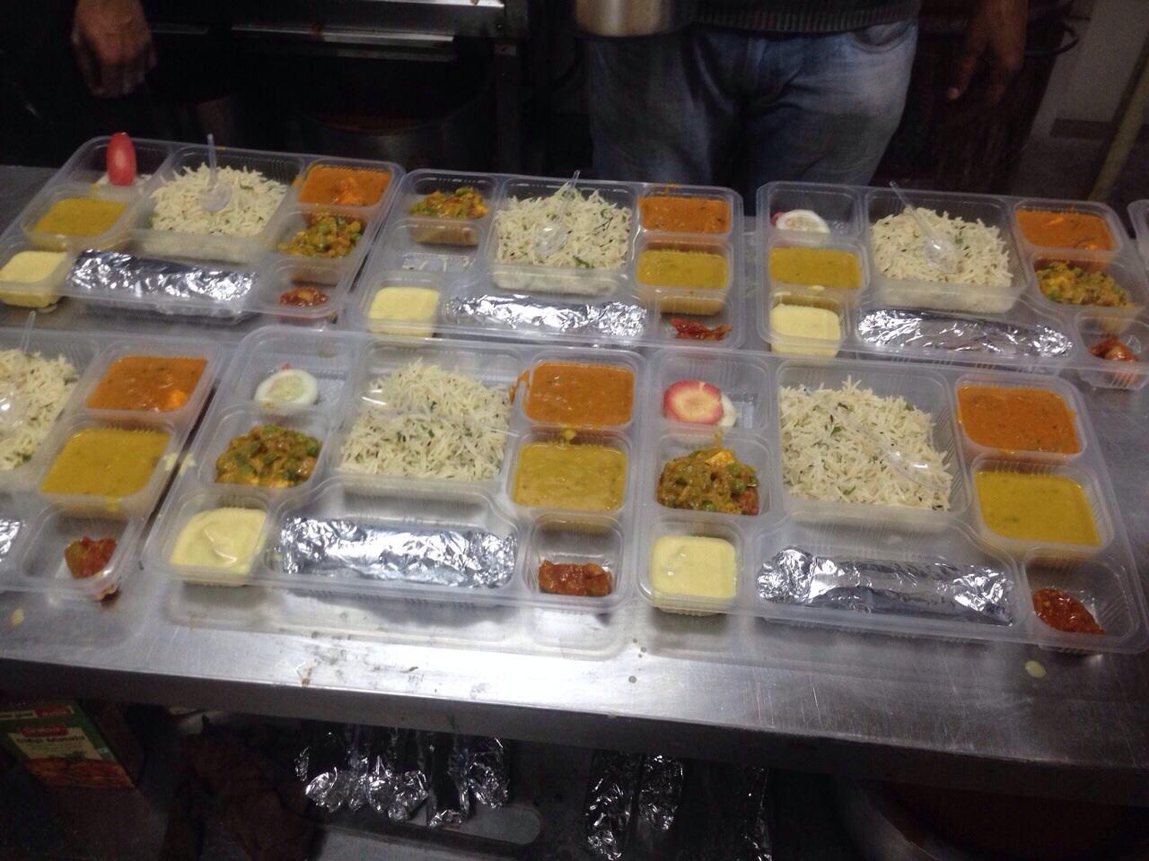 Indian Railway Food Blog