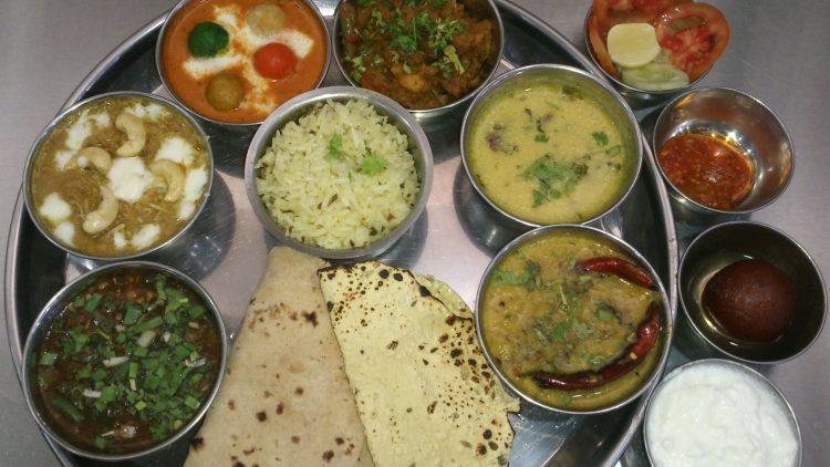 Meal on train- Varieties of food provided by traveler food