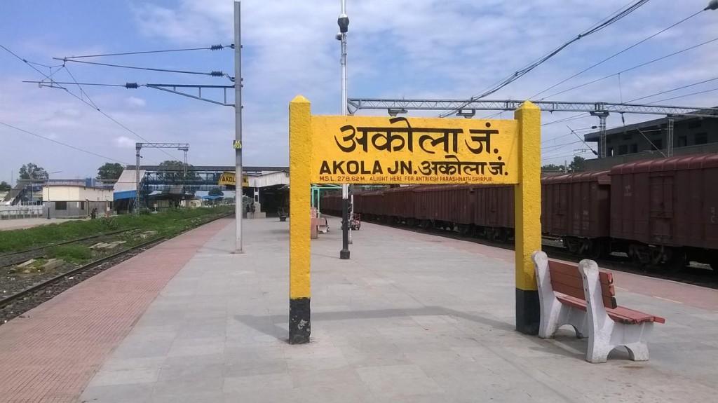 Akola JN Railway Station