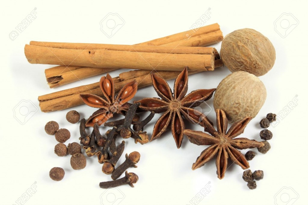 Cinnamon and Spices