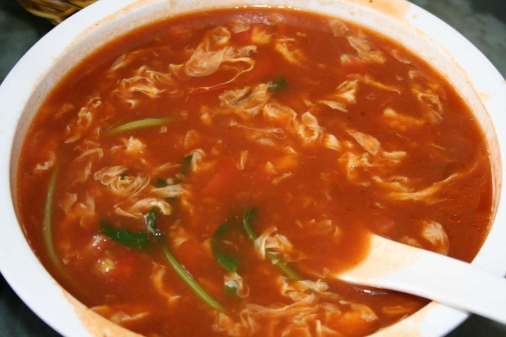 Hot Soups