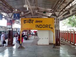 Indore Railway station