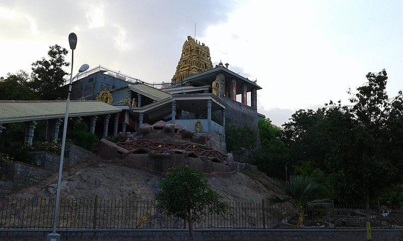 Thindal Murugan Temple