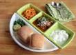 Tasty food at Bandra Terminus