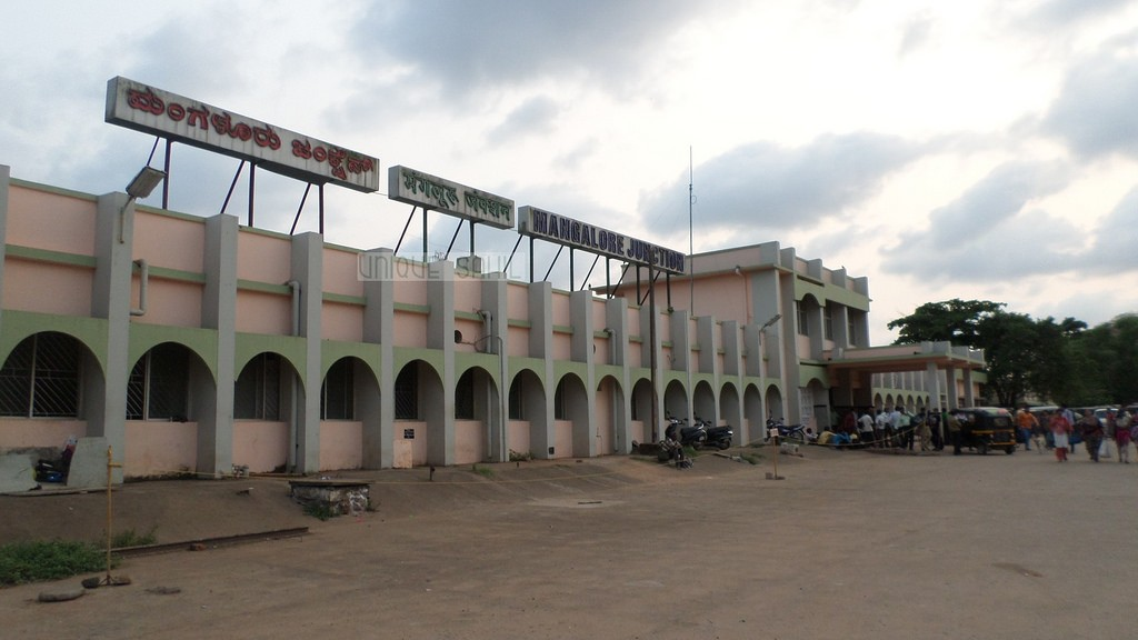 Mangalore Junction Railway Station
