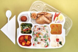 veg thali