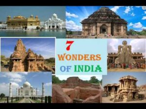 7 wonders of india