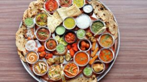 5 huge thalis around India which you cant eat alone